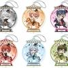 Idolish 7 - Toji Colle Acrylic Keychain vol.1 6Pack BOX(Pre-order)