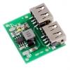 โมดูลเรกูเลเตอร์ แปลงแรงดันลง USB 6V-26V to 5V 3A voltage step-down charging module