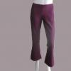 BNB0776-กางเกงผ้า สีม่วง JASPAL เอว 26 นิ้ว