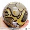 ํ▽หินมังกร - เซ็ปแทเรี่ยน Septarian (Dragon stone) หินทรงกลม (13 cm.,2.99Kg)