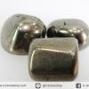 ไพไรต์ขัดมันขนาดพกพา 3 ชิ้น Pyrite (38g)