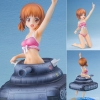 Girls und Panzer the Movie - Miho Nishizumi -Panzer vor!- Swimsuit & Tank Ver. 1/7 Complete Figure(Pre-order)