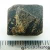 หินนางฟ้าหรือหินกางเขน จากมาดากัสการ์ (4g)