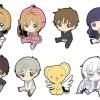 Cardcaptor Sakura: Clear Card - Petanko Trading Rubber Strap 8Pack BOX(Pre-order)