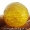 ▽แคลไซต์(calcite) ทรงบอล 3.7 cm.