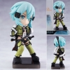 Smartphone Stand Bishoujo Character Collection No.08 Sword Art Online II - Sinon PVC Pre-painted Complete Figure(Pre-order)