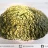 สะเก็ดดาวสีเขียว โมลดาไวท์ (Moldavite) 36.35ct.