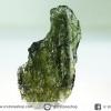 สะเก็ดดาวสีเขียว โมลดาไวท์ (Moldavite) 9.65ct.