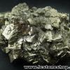▽กลุ่มเพชรหน้าทั่ง หรือไพไรต์ pyrite (1.2 Kg)