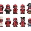 Deadpool - Soft Vinyl Puppet Mascot 10Pack BOX(Pre-order)