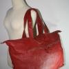 กระเป๋าหนังแท้ SB สีแดง สภาพดี
