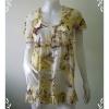 """Dress0498--เดรสแฟชั่น ชีฟอง มีฮู้ด """"อก 34 นิ้ว"""""""