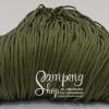 เชือกร่ม P.P. #4 สีเขียวขี้ม้า