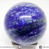 ลาพิส ลาซูลี (Lapis lazuli) ทรงบอล หินทรงกลม 4.9 cm