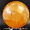 ▽แคลไซต์(calcite) ขนาดใหญ่ทรงบอล 9 cm 1.05Kg
