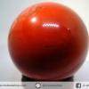 เรดแจสเปอร์ Red Jasper ทรงบอล หินทรงกลม 4 cm.