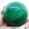 ▽ฟลูออไรต์ (Fluorite) ทรงบอล หินทรงกลม (7.9 CM, 830G)