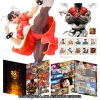 Street Fighter Bishoujo - Chun Li 30th Anniversary Color w/ Stamp Set (Limited Pre-order)