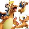 G.E.M. Series - Pokemon: Ash Ketchum & Pikachu & Charizard Complete Figure(Pre-order)
