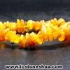 สร้อยข้อมือ อำพันบอลติก (Lemon) Genuine Baltic Amber (9g)