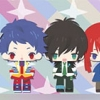 Koedarize Accessory Series - KING OF PRISM by PrttyRhythm Vol.1 Bromide Keychain 10Pack BOX(Pre-order)
