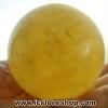 ▽แคลไซต์(calcite) ขนาดใหญ่ทรงบอล 7.6 cm 629g