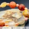 สร้อยข้อมือ อาเกตทะเลทรายโกบี (Gobi Agate) 11g