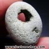 ▽โฮเลย์สโตน Holey Stone 1 รูทะลุผ่าน (8g)