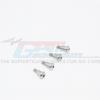 STAINLESS STEEL KING PIN SCREWS - 4PCS