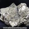 เพชรหน้าทั่งขนาดใหญ่ หรือกลุ่มไพไรต์ pyrite (728 g)