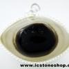 ▽จี้ตาพระศิวะ Agate Eye - Shiva's Eye (11g)