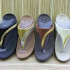 รองเท้า fitflop ไซส์ 36-40 No.FF065 สีน้ำตาล