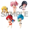 Toy'sworks Collection Niitengo Deluxe - Puella Magi Madoka Magica the Movie [New] The Rebellion Story 6Pack BOX(Pre-order)