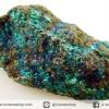 BORNITE บอร์ไนต์ (Peacock Ore) หรือแร่เจ้าน้ำเงิน เกรดA (23g)