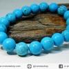 สร้อยข้อมือ เทอร์ควอยส์ (Turquoise) 10mm.