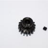 STEEL MOTOR GEAR (16T) - TXM016TS