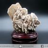 หินกุหลาบทะเลทราย (Desert Roses Stone) (800g)