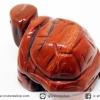 ▽เรดแจสเปอร์ Red Jasper แกะเป็นรูปเต่ามงคล (34g)