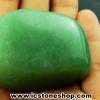 กรีนอะเวนจูรีน (Green Aventurine) ขัดมันขนาดพกพา (43g)