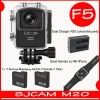 SJCAM M20 + Battery + Dual Charger + Band Remote( 7 สี )