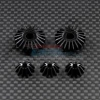 STEEL FRONT BEVEL DIFFERENTIAL GEAR - 5PCS SET