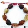 สร้อยข้อมือ อาเกตทะเลทรายโกบี เกรด A (Gobi Agate) 35g