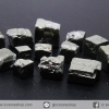 เพชรหน้าทั่ง หรือไพไรต์ pyrite ทรงลูกบาศก์ 13 ชิ้น (50g)