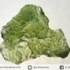 สะเก็ดดาวสีเขียว โมลดาไวท์ (Moldavite) 5.85ct.