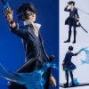 mensHdge technical statue No.18 K MISSING KINGS - Saruhiko Fushimi Complete Figure(Pre-order)