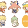Rubber Mascot - Fate/Grand Order Design produced by Sanrio Vol.3 6Pack BOX(Pre-order)