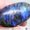 ลาบราดอไลท์ Labradorite ขัดมัน (121G)