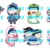 Toy'sworks Collection Niitengomu! - Osomatsu-san Part.2 8Pack BOX(Pre-order)