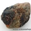 หินนางฟ้าหรือหินกางเขน จากมาดากัสการ์ (1.5g)