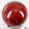 เรดแจสเปอร์ Red Jasper ทรงบอล หินทรงกลม 5.6 cm.